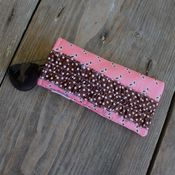 Image of sunnies case - peachy pink  