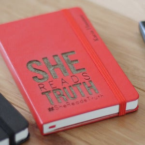 Image of #SheReadsTruth logo journal