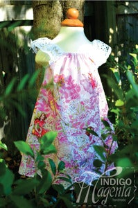 Image of Fairy Dress in Pink Dress