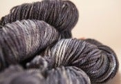 "Image of SHE-HULK Bulky Yarn, ""Gandalf the Grey"" 2 skeins, Superwash Merino, 181 yards"