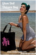 Image of Glam Doll Unicorn Bag