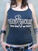 Image of Chop Works logo cotton top - GIRLS 00-020