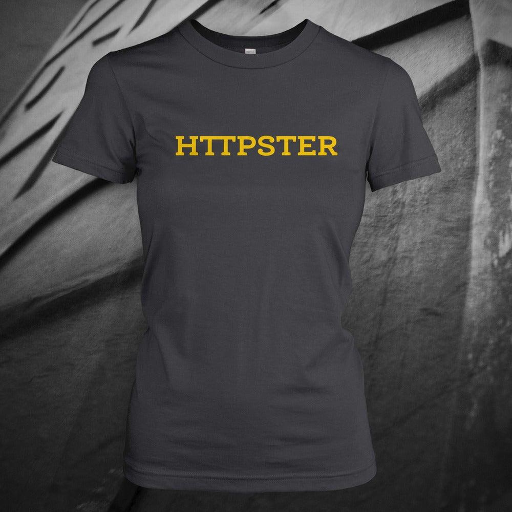 HTTPSTER Tee, Zieger Edition