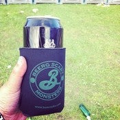 Image of Beerg Scary Monsters koozies