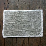 Image of Fog Linen Bath Mat