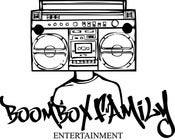 Image of Boombox Family Entertainment (Stickers) 5 for $2.00