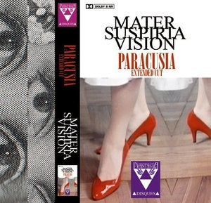 Image of ARCHIVE COPY: MATER SUSPIRIA VISION - PARACUSIA (CRACK WITCH 2) XT-CS