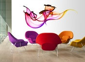 Image of INK DYE WALL ART