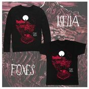 Image of DK028: Foxes / Iselia - T-Shirt, Long Sleeve Shirt