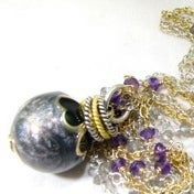 Image of Vintage Tiffany Ball Necklace