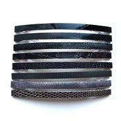 Image of Skinny Barrette - black