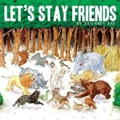 Image of FKR031 - Les Savy Fav - Let's Stay Friends CD