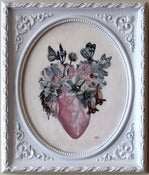 Image of Metamorphosis/Framed Original Painting/8x10