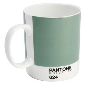 Image of Pantone Mug - Basil 624