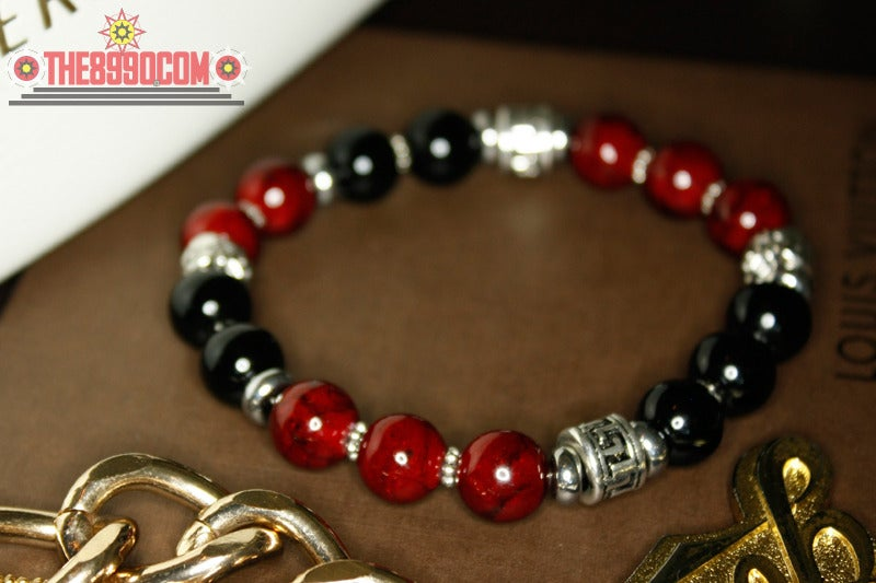 Image of RUBY RED Bracelet x Glenda Collings