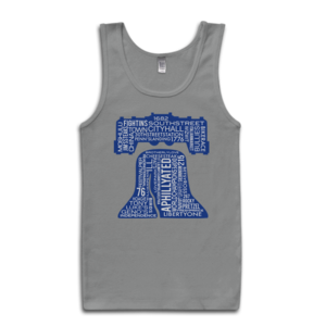 Image of Men's Bell Tank Top (Grey)