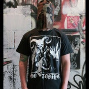 Image of NO ZODIAC &quot;BLIND DEAD&quot; SHIRT