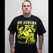 Image of NO ZODIAC &quot;CANNIBAL&quot; SHIRT
