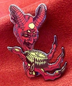 Image of Hampton Devil Pin