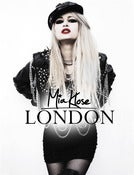 Image of Mia Klose - London Stickers