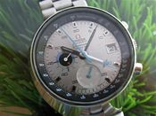 Image of VINTAGE OMEGA SPEEDMASTER MARK III CHRONO AUTO STEEL