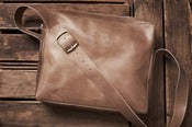 Image of Tote Leather Bag