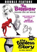 Image of THE BABYSITTER (REMASTERED) + TOPLESS STORY