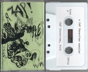 "Image of Various Artists - ""a ZAP Cassettes Sampler"" [ZP014]"