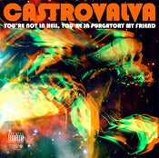 Image of BRW025 - Castrovalva 'You're not in Hell....' album (CD)