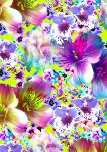 Image of NEON floral
