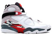 Image of  Air Jordan 8 Retro 2003 White/Black/Red