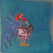 Image of Vintage Storybook Tile :: Small 5