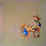 Image of Vintage Storybook Tile :: Large 1