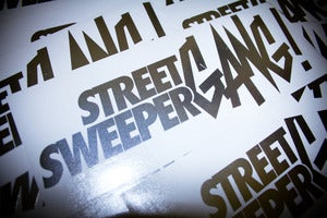 Image of Street Sweeper Gang! Large Chrome