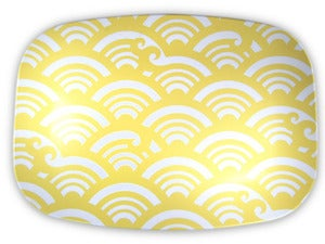 Image of Caprice Yellow Platter