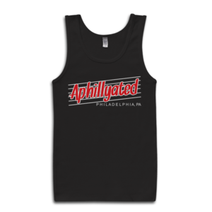 Image of Brand Tank Top (Black)