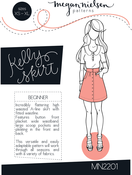Image of Kelly Skirt - paper sewing pattern by Megan Nielsen