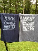 Image of Explore. Conquer. Inspire. T-Shirt
