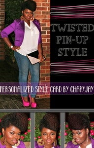 "Image of ""Twisted Pin-Up Style"" PSC #2 - 8/15/12"