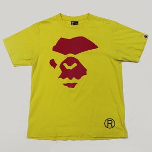 Image of A Bathing Ape - Angry Head Tee