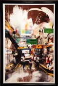 "Image of ""KOWLOON CROSSING"" PRINT - DANA WOULFE"