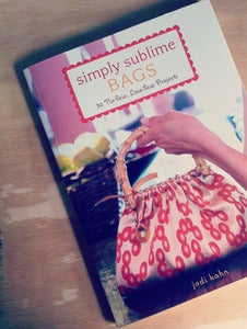 Image of BOOK, Simply Sublime Bags