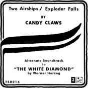 Image of Candy Claws - Two Airships / Exploder Falls 12&quot; [PRE-ORDER]