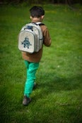 Image of SoYoung Mother Toddler Backpack - Robot