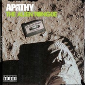 Image of Apathy - The Alien Tongue CD