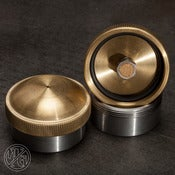Image of W/G MINI HD  FUEL CAP BRASS
