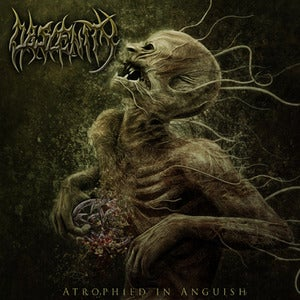Image of Obscenity - Atrophied In Anguish
