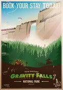 Image of Gravity Falls National Park