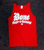 Image of Bonethugs Tanktop &quot;Red&quot;