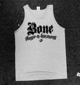 Image of Bonethugs Tanktop &quot;grey&quot;